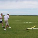 090712 Pat doing the hop skip landing