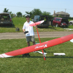 110604 Jaun with his new Xplorer 045e