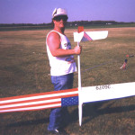 1999 Don Woelfel with his Edge002e
