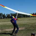 Mike Verzuh launching his Egida for a max.